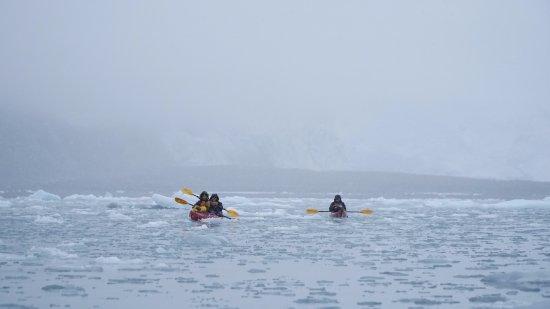Kayak Adventures Worldwide: Our fellow kayakers