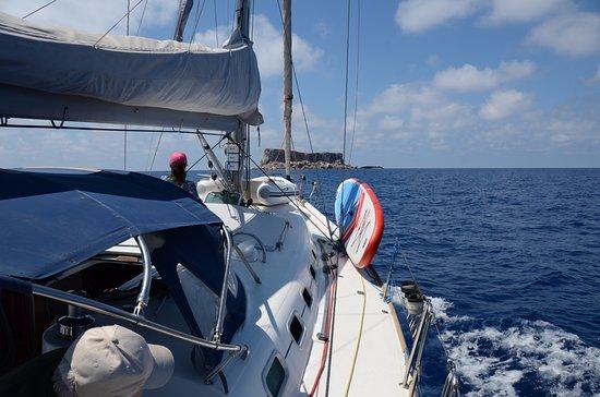 Ta' Xbiex, Malta: Sailing to Filfla Island <3
