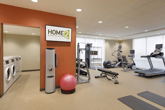 Grovetown, Gürcistan: Spin2 Cycle gym and laundry center