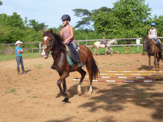 Sunrise Ranch: Kids horse back riding school