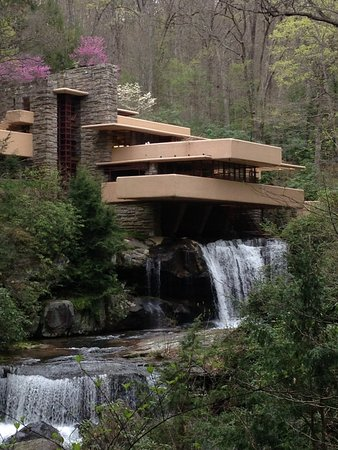 Paddler's Lane Retreat: Fallingwater
