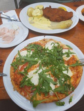 Athena Grill: Primer platos