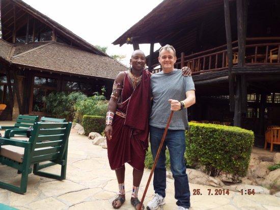 Kenya Expresso Tours and Safaris: Ol Tuki Lodge Amboseli