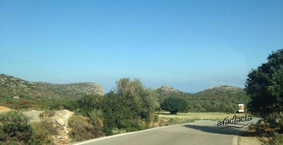 Kastania, اليونان: Τελευταία μέτρα πριν το Σπήλαιο της Καστανιάς