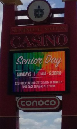 ‪Seminole Nation Casino‬