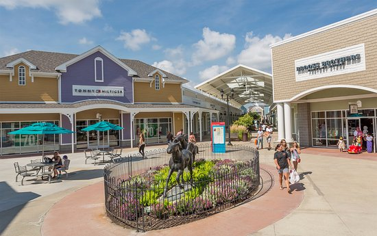 Washington, Pensilvania: Tanger Outlets