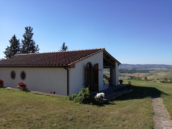 Roccalbegna, Italy: Dependance con camere 4, 5, 6