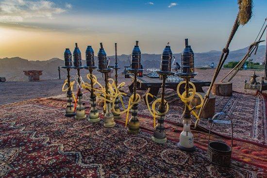 Monaco Business Development : bedouin tent