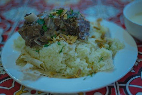Monaco Business Development : Mansaf - the national dish of Jordan