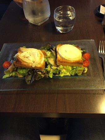 Ussac, Γαλλία: Boeuf et Marée Restaurant Grill