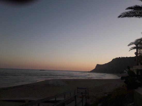 Trattoria del Pesce: endroit bord de mer comme on le rêve