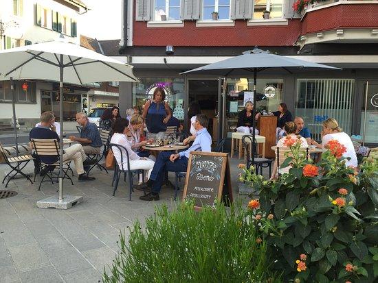 Unteraegeri, Svizzera: Piazza