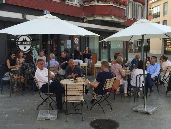 Unteraegeri, Svizzera: Apéros