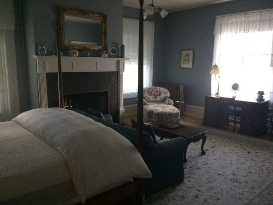 Mercersburg, Пенсильвания: Prospect, the finest available room/suite.