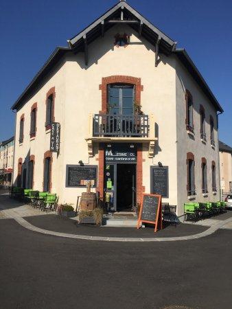Millesime co saint gregoire restaurant reviews phone for Restaurant saint gregoire