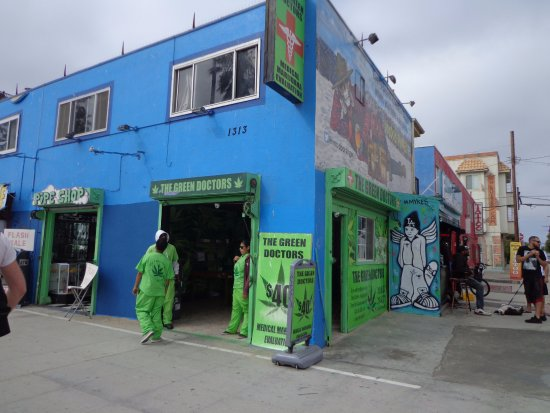 Green Doctor Picture Of Venice Beach Los Angeles Tripadvisor