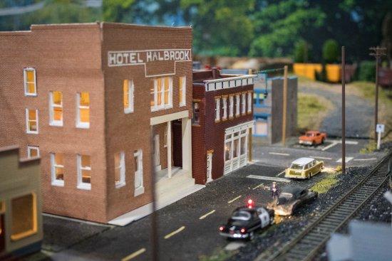 Clement Railroad Hotel Museum