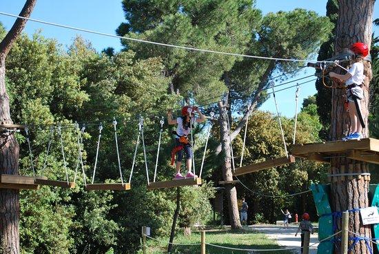 Adventure Park Cerrano