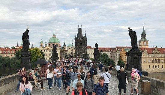 Photo of Bridge Charles Bridge at Karlův Most, Prague 11000, Czech Republic