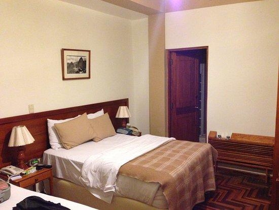 Hotel Los Andes de América: Suite
