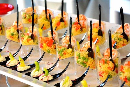 Buffet aperitivo photo de hotel delle rose lido di savio tripadvisor - Idee menu printemps ...