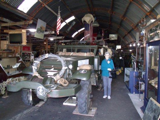 Tauwhare Military Museum