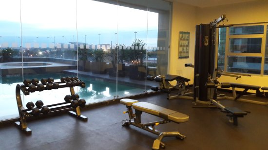 Holiday Inn Guayaquil Airport: Gym