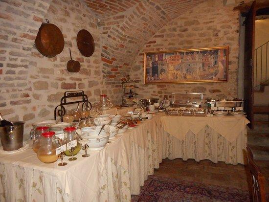Hotel Castello di Sinio صورة