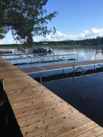 Balsam Bay Resort: Big Sand Lake
