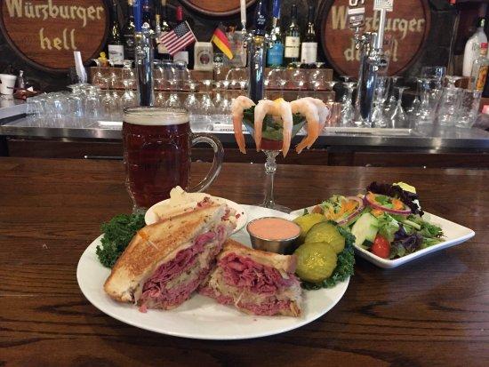 Glens Falls, Estado de Nueva York: Heidelberg restaurant, Queensbury Ny