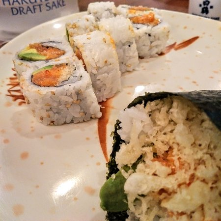 Tokushima sushi japanese restaurant 250 taunton road for Asian cuisine oshawa