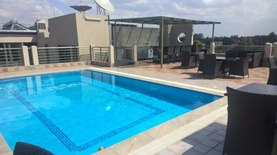 Pool - Picture of Magna Hotel & Suites, Nairobi - Tripadvisor
