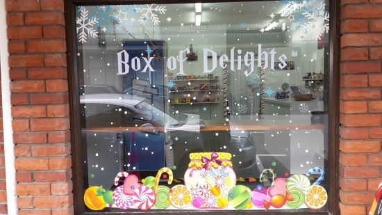 ‪Box of Delights, The Old Fashioned Candy Shop‬