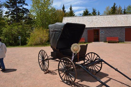 Kensington, Canada: Anne's buggy