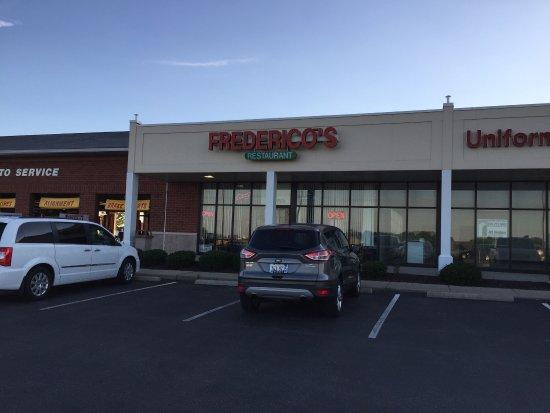 Waterloo, IL: Frederico's