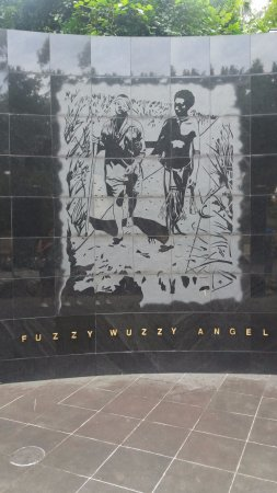 Concord, Avustralya: Kokoda walk Memorial