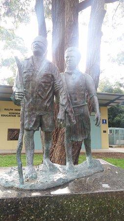 Concord, Avustralya: Statue