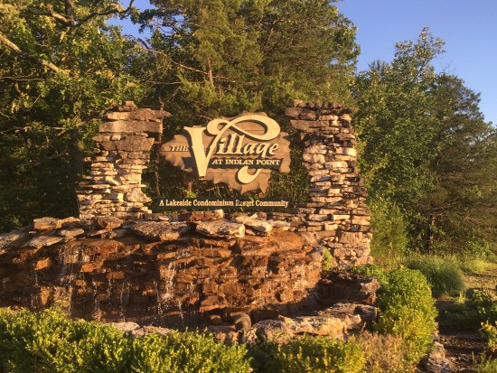 Village At Indian Point: Entrance To Property