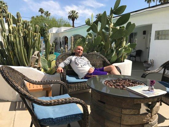 Foto de POSH Palm Springs Inn