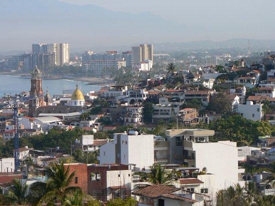 Casa Anita y Corona del Mar: one view from my room