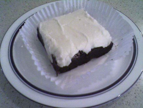 Lee's Summit, MO: Mocha brownie