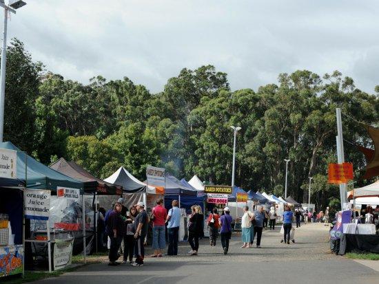 Drouin, Αυστραλία: Market Day