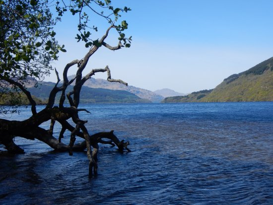 Loch Lomond and The Trossachs National Park, UK: So relaxing and picturesque!