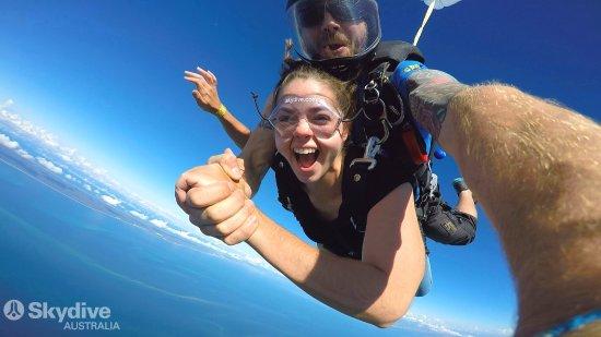 Caboolture, أستراليا: Skydive Bribie Island