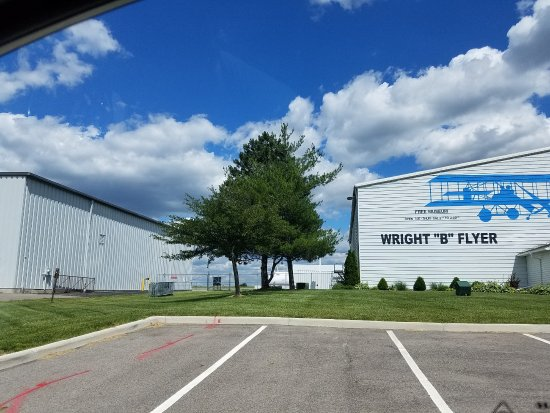 Wright B Flyer Aircraft Museum