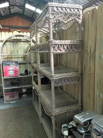 Treasures and Beyond Antiques: We also carry primitive items as well as pieces to be repurposed. Come by and check it out!