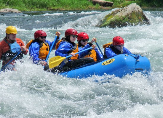 Beavercreek, OR: Clackamas River White Water Rafting Trip