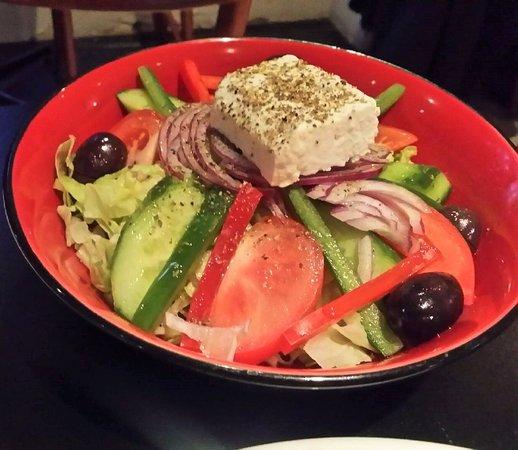 Kyma : nice salad