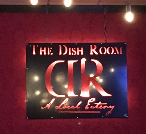 Burlington, CO: The Dish Room