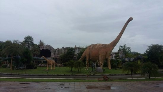Phu Wiang, Thailand: Si Wiang Dinosaur Park